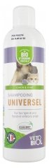 Vétobiol Universal Dog and Cat Shampoo 240ml