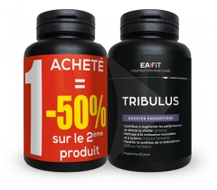 Eafit Muscle Construction Tribulus 2 x 90 Tablets (the 2nd with 20% off)
