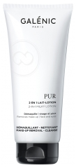 Galénic Pur 2-in-1 Milky Lotion 200ml