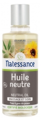 Natessance Neutral Massage and Care Oil 100ml