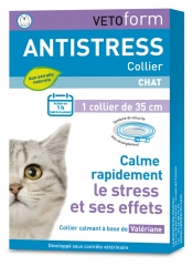 Vetoform Antistress Collier Chat 1 Collier