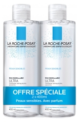 La Roche-Posay Micellar Water Sensitive Skins 2 x 400ml