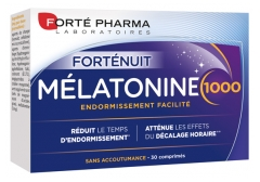 Forté Pharma Melatonin 1000 30 Tabletten
