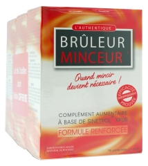 Arlor Natural Scientific L'Authentique Brûleur Minceur Formule Renforcée Lot de 3 x 90 Comprimés