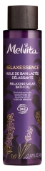 Melvita Relaxessence Organic Relaxing Milky Bath Oil 140ml
