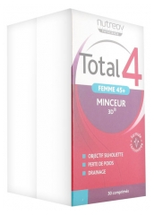 Nutreov Total 4 Woman 45+ 2 x 30 Tablets