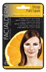 Facialderm Stop Fatigue 6 Patchs
