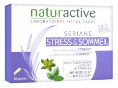 Naturactive Sériane Stress and Sleep 30 Capsules