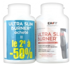 Eafit Ultra Slim Burner Quadruple Action Minceur Lot de 2 x 120 Gélules
