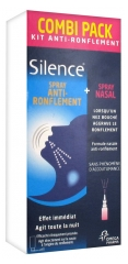 Silence Combi Pack Kit Anti-Ronflement