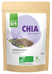 Esprit Bio Chia Superaliment Sprinkling Seeds 200 g