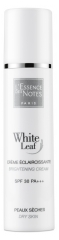 L'Essence des Notes White Leaf Aufhellende Creme SPF30 PA+++ 40 ml