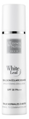L'Essence des Notes White Leaf Émulsion Éclaircissante SPF30 PA+++ 40 ml