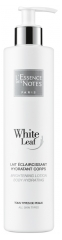 L'Essence des Notes White Leaf Lait Éclaircissant Hydratant Corps 400 ml
