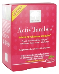 New Nordic Activ'Jambes 90 Tabletten