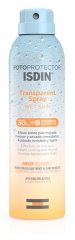 Isdin Fotoprotector Transparent Spray Wet Skin SPF30 250ml