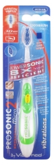 Visiomed Prosonic Micro 2 Vibrations Brosse à Dents