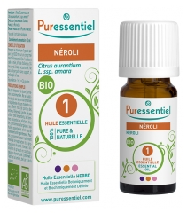 Puressentiel Organic Neroli Essential Oil 2ml