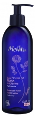 Melvita Organic Damask Rose Floral Water Pump Bottle 400 ml