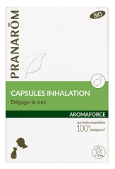 Pranarôm Aromaforce 15 Capsules Inhalation Bio