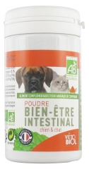 Vétobiol Intestinal Well-Being Organic Powder Cat & Dog 40 g