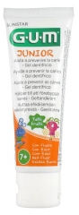 GUM Junior Fluoride Toothpaste Tutti Frutti 7-12 Years Old 50ml