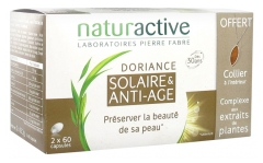 Naturactive Doriance Sun & Anti-Aging Set of 2 x 60 Capsules