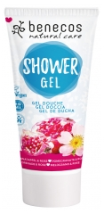 Benecos Pomegranate and Rose Shower Gel 200 ml