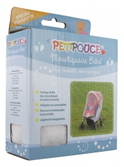 Estipharm Petipouce Baby Mosquito Net for Pushchair