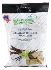 Estipharm Le Pastillage Officinal Vanilla Licorice Gums 100g