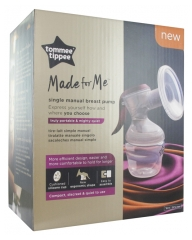 Tommee Tippee Made For Me Tire Lait Simple Manuel
