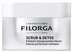 Filorga Scrub & Detox Intense Purity Foam Exfoliator 50 ml