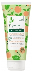 Klorane Junior Peach Detangling Shampoo 200 ml
