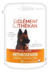 Clément Thékan Vital'Form Arthrosenior Dog 60 Tablets