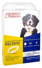 Clément Thékan Deltatic Medicated Collar for Large and Very Large Dogs