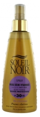 Soleil Noir Vitamined Dry Oil SPF 30 Spray 150ml