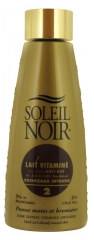 Soleil Noir Dark Tanning Vitamined Emulsion SPF 2 150ml