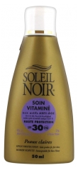 Soleil Noir Vitamined Care SPF 30 50ml