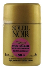 Soleil Noir Sun Stick Sensitive Areas SPF 50 10g