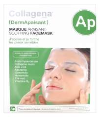 Collagena Soothing Facemask 5 Hydrogel Masks