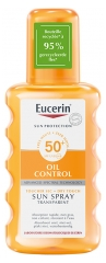 Eucerin Sun Protection Sensitive Protect Transparent Sun Spray SPF 50 200ml