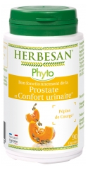 Herbesan Phyto Prostate et Confort Urinaire 90 Capsules