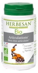 Herbesan Joints Well-Being 90 Organic Capsules