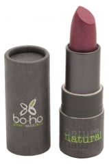Boho Green Make-up Rouge à Lèvres Nacré Couvrant Bio 3,5 g