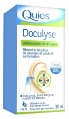 Quies Doculyse - Cerumen Anti-Blockage 30ml