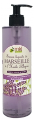 MKL Green Nature Marseille Liquid Soap Argan Oil Lavender 400 ml
