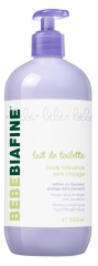 BébéBiafine Lait de Toilette 500 ml