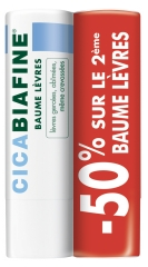 CicaBiafine Lips Balm 2 x 4,9g