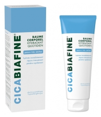 CicaBiafine Baume Corporel Hydratant Quotidien 200 ml
