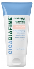CicaBiafine Crème Mains Anti-Irritations Hydratante 75 ml